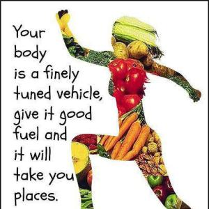 fitness-give your body the fuel it craves