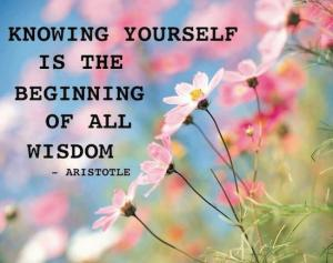 knowing-yourself